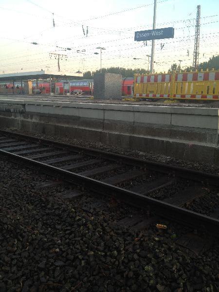 Haltepunkt Essen West