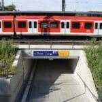 Tunneldurchstich Recklinghausen Hbf