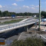 Umbau der AS20 an der A40 in Mülheim/Ruhr
