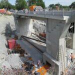 Neubau einer Eisenbahnüberführung in Altenberge