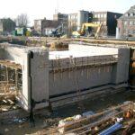 Umbau des Bahnhofs in Kempen